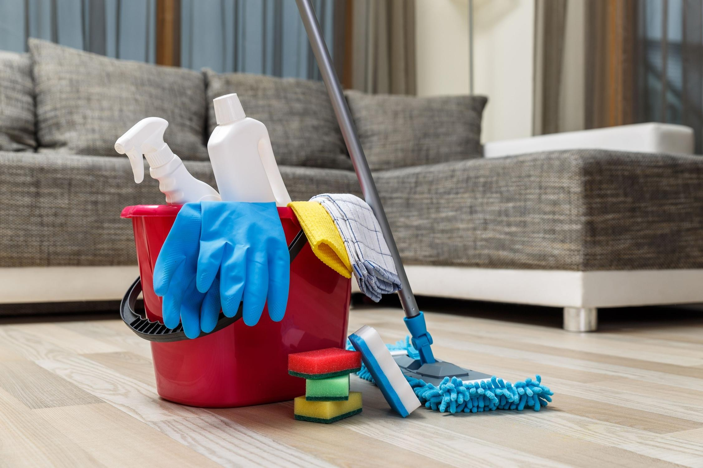 House & Apartment Cleaning in NJ